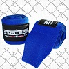 FIGHTERS - Boxbandagen / 300 cm / Elastisch / Blau