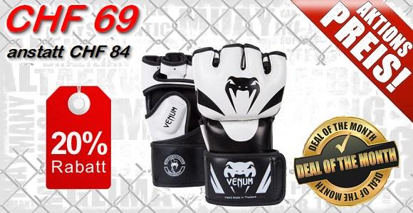 Venum - MMA Handschuhe Attack / Black-Ice
